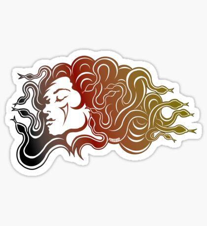 MONO Medusa Tee Sticker