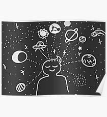 Starry Thoughts Poster
