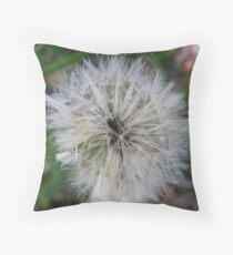 PowderPuff Throw Pillow