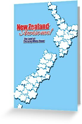 The Land of The Long White Cloud, New Zealand by yolan