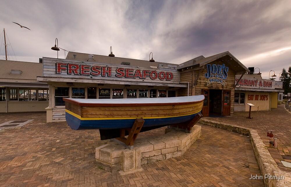 Joe's Fish Shack by John Pitman