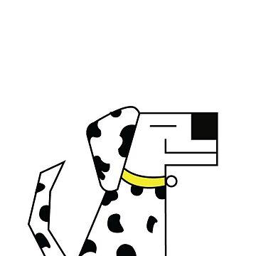 Dalmatian ~ Lucus by PixelQube32