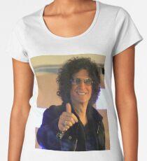 """Howard Stern """"Hello Sirius"""" Women's Premium T-Shirt"""