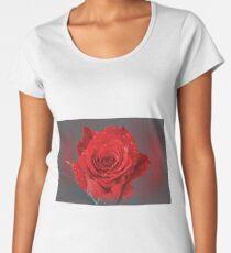 Blushing Rose Women's Premium T-Shirt