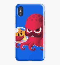 "Bubble Heroes - Boris the Octopus ""Starfish"" Edition iPhone Case/Skin"