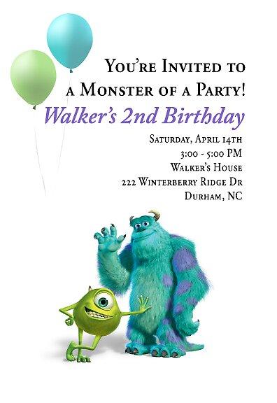 Custom Birthday Invite by WoodallFree