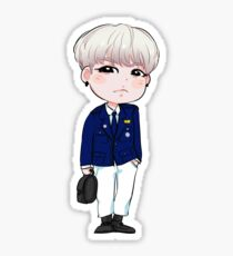 Kpop Bts Dope Drawing Stickers Redbubble