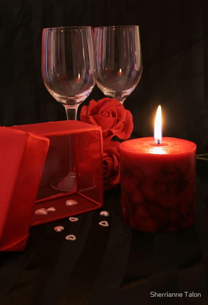 Love in Red by Sherrianne Talon