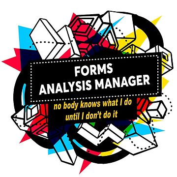 FORMS ANALYSIS MANAGER by Bearfish