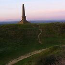 Remembrance Hill by Dawn by Chris Wilson