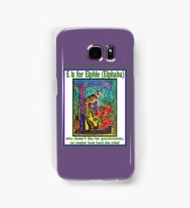 E is for Elphie Samsung Galaxy Case/Skin