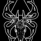 Broken Symmetry - The Stag Sigil by nrrdcakke