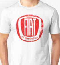 FIAT of Birmingham (Woody Edition) T-Shirt