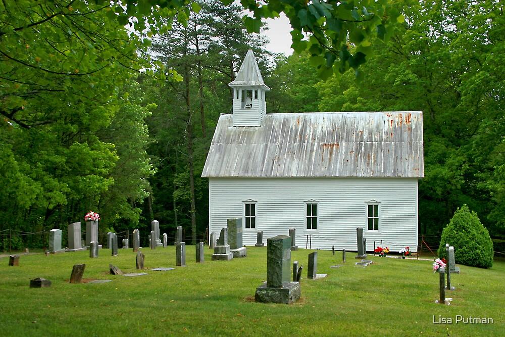 Country Church I by Lisa G. Putman