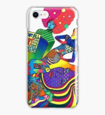 Not All Art Will Go Down in History iPhone Case/Skin