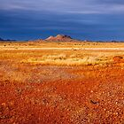 Somewhere in the Outback, Central Australia by Lexa Harpell