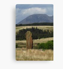 Machrie Moor 3, Isle of Arran Canvas Print