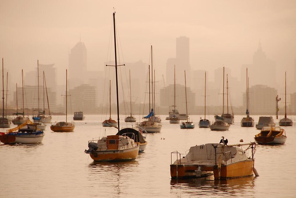 City View by Kate Powick