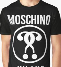 moschino Graphic T-Shirt