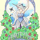 Inner Beauty by AriesNamarie