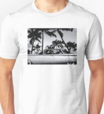 1960 Caddy Flat Top BW T-Shirt