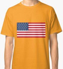United States Flag Classic T-Shirt