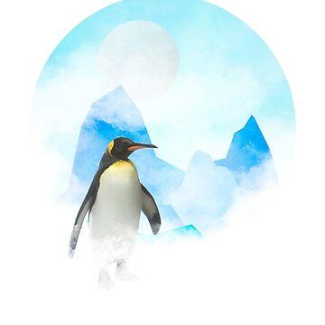 Penguin by GavinScott