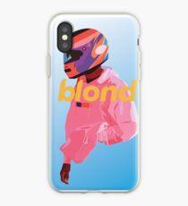 Blond Nascar iPhone Case