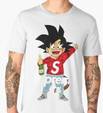 goku sup Men's Premium T-Shirt