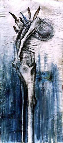 Anguish by Gary  Frier