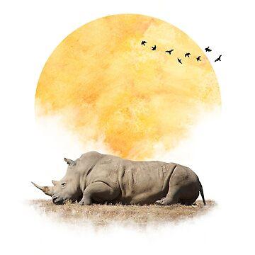 Rhino by GavinScott