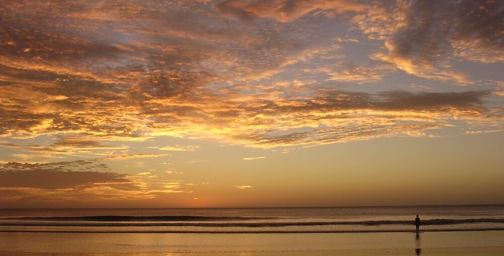Playa Coco-Costa Rica by Grazia Gargiulo