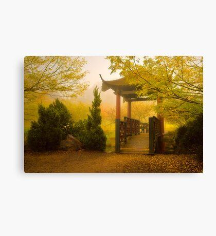 Bridge No 3 Canvas Print
