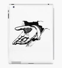 Hand iPad Case/Skin