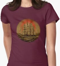 Set Sail - 001 Women's Fitted T-Shirt