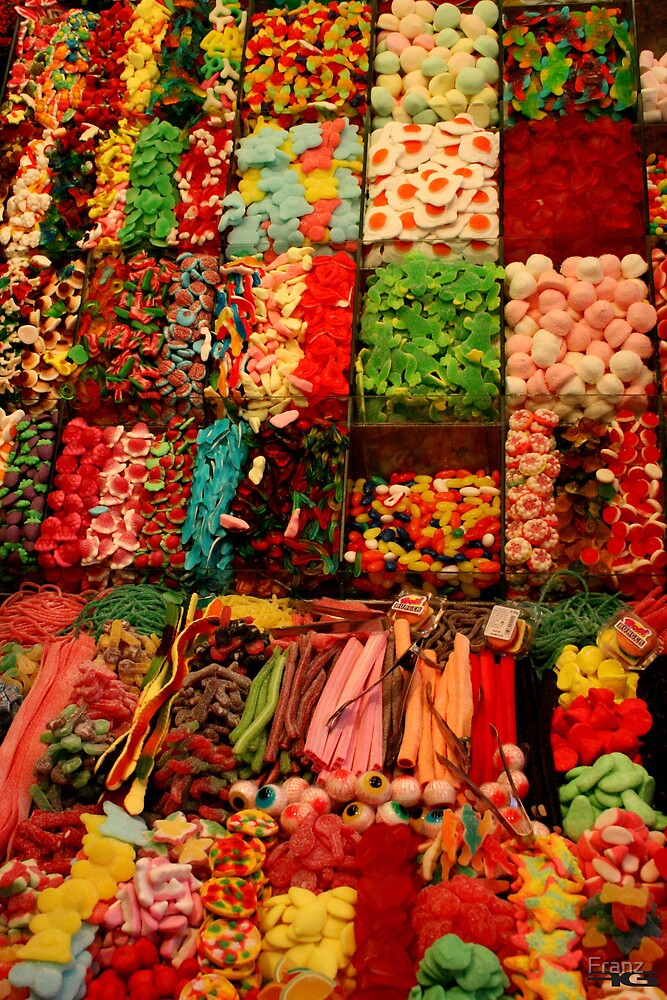 Sweets anyone? by Franz