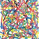 2108 - Happy Color Dreams von tigerthilo
