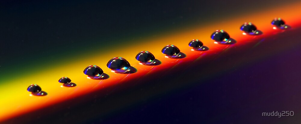 Droplets by Chris Charlesworth