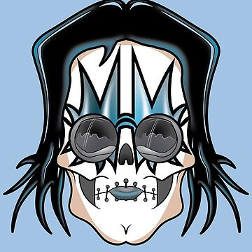 Ace (Skull Dude) by ScottyTattoo