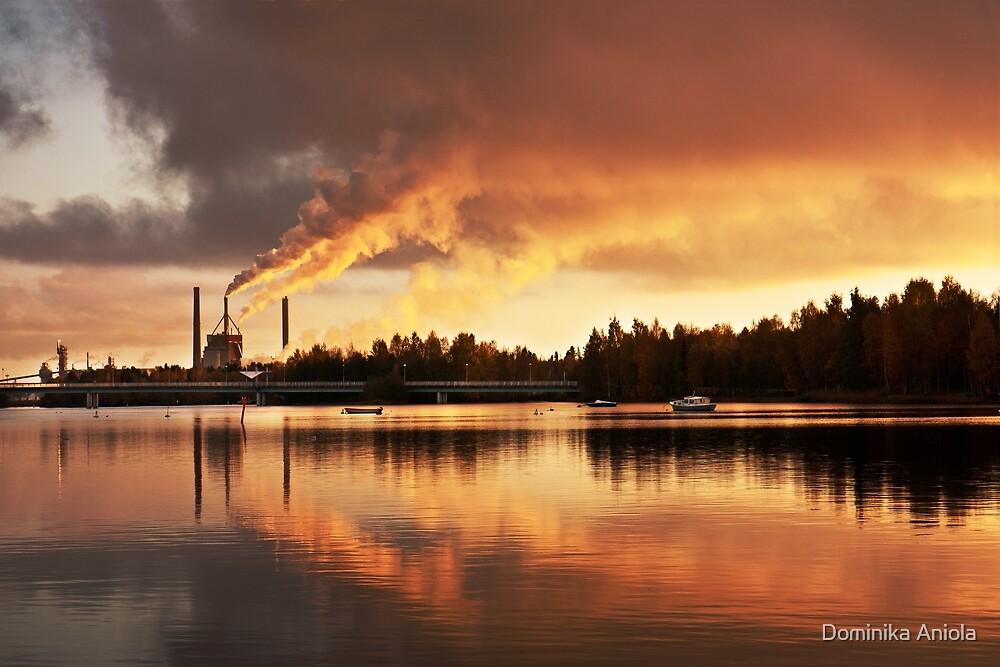 Oulu by Dominika Aniola