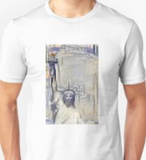 Miss liberty Unisex T-Shirt