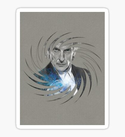 The Spin Doctor Sticker