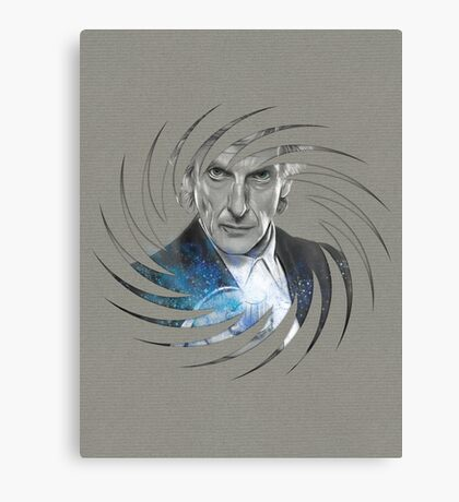 The Spin Doctor Canvas Print