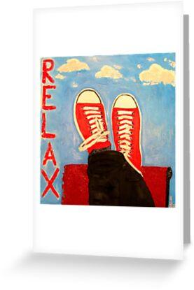 RELAX by MW Art Marion Waschk von Marion Waschk