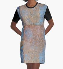 on Earth - Textures I by MW Art Marion Waschk T-Shirt Kleid