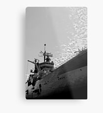 Ark Royal Metal Print