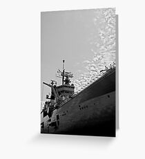Ark Royal Greeting Card