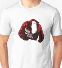 Rebel Without a Cause Slim Fit T-Shirt