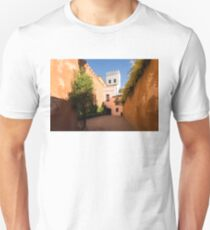 Quintessential Spain - Colorful Crenelations in Barrio Santa Cruz Seville T-Shirt