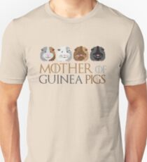 Mother of Guinea pigs Unisex T-Shirt